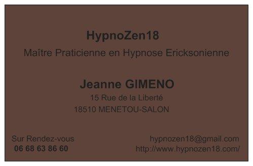 HypnoZen 18